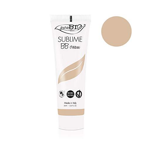 Purobio Cosmetics - Bb Cream Sublime N°2 Tons Moyens 30Ml - Lot De 2 - Vendu Par Lot - Livraison Gratuite En France