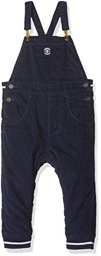 Timberland Baby-Jungen Latzhose Salopette Doublee, Blau (Indigo Blue 85T), 3-6 Monate (Hersteller Größe: 03 - Größe Boots Jungen 6 Timberland