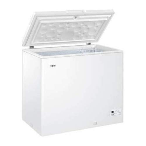 Haier HCE203R Congelatore Libera installazione 203L A+ Bianco Senza installazione