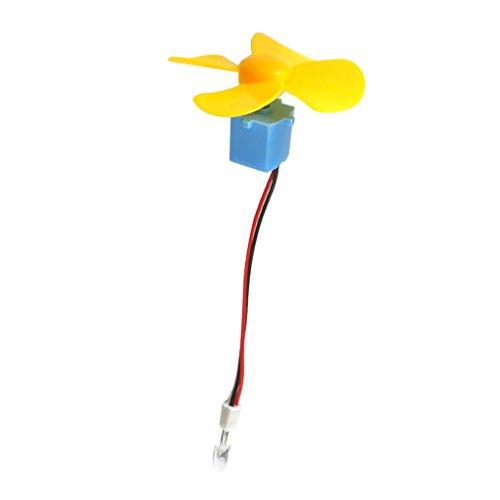 B Blesiya Micro Pequeño Generador De Viento Generador