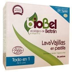 Biobel - Pastillas Lavavajillas Ecologicas
