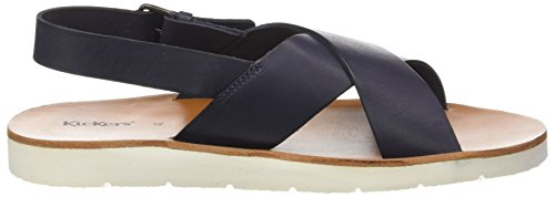 Kickers Mens Brestoxa Pumps Blu (blu Navy)