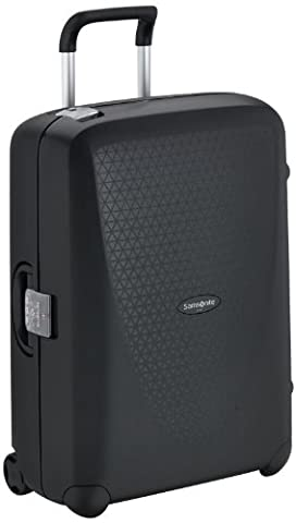 Samsonite Suitcase Termo Young, 67 cm, 69 L, Black, 53389-1041