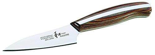 Nagomi Maru Fruchtmesser Gesamtlänge: 19.4cm Messer, 19.4 cm