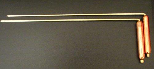 Copper Dowsing L Rods