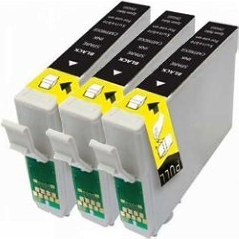 Prestige Cartridge T1281 Cartucce d'Inchiostro Compatibile per Stampanti Epson Stylus