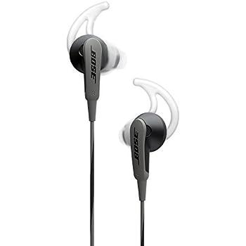 Bose SoundSport in-Ear Headphones (Charcoal Black)