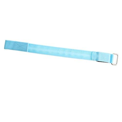 Armband Light Up Armbeinband Laufen Wandern Radfahren - Blau, wie beschrieben ()