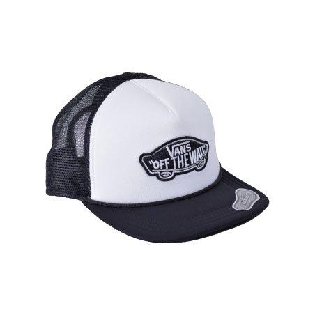 rucker Cap (Weiße Vans-snapback)