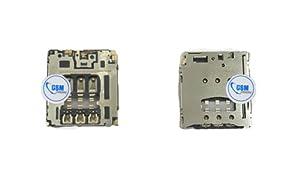 Micro Sim Karten Halter Leser Card Reader Tray Holder Solt für Blackberry Z30