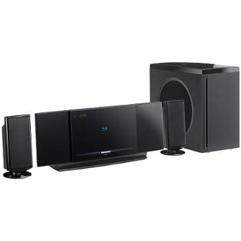 Panasonic SC-BTX75EG-K Ensemble Home Cinema Blu Ray 2.1 Noir (Import Allemagne)