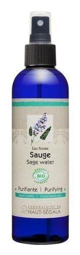 Eau Florale de sauge Biologique - Haut Ségala - 250ml