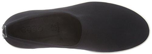 ECCO Fara, Mocassini Donna Nero (51052black/black)