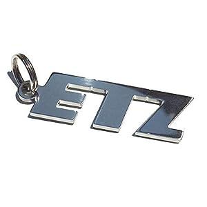 ETZ Schlüsselanhänger aus hochwertigem Edelstahl für MZ 125 150 250 251 301