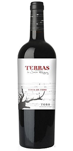 Vino Tinto DO Toro Terras Javier Rodríguez