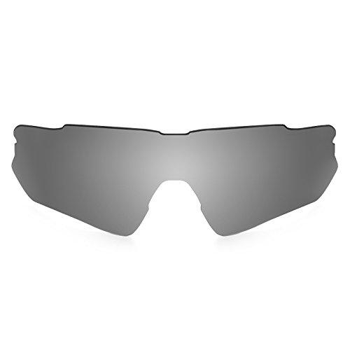 Revant Schutzglas für Oakley Radar EV Path Polarisierung Elite Titanium MirrorShield® Asian Fit