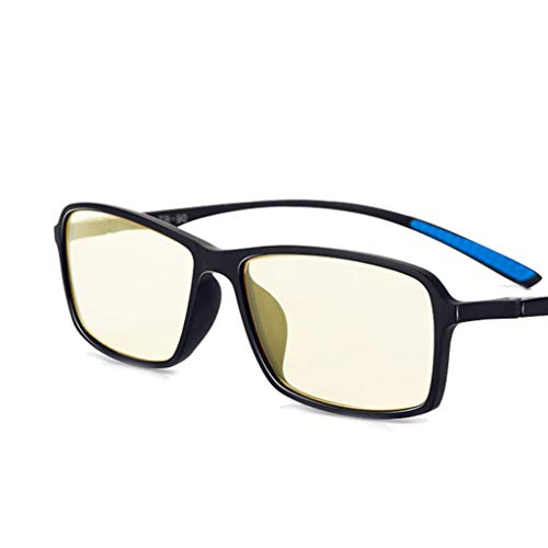 Anti-radiación y Anti-Fatiga Azul Jugar Gafas de teléfono Celular, protección Ocular, Mujer, protección de la computadora, Ojo, Hombre, sin título