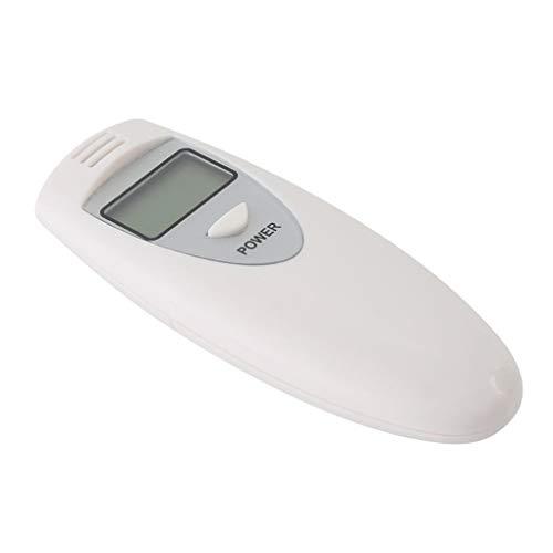 Censhaorme Portable Alkohol Tester Alkoholtester Blowing Analyzer Mini-Detektor LCD-Anzeige Wei Portable Audio-analyzer