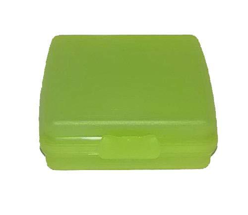 Tupperware - Brotdose - Plastik, grün