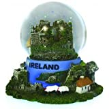 Irlande Grande boule à neige 3D