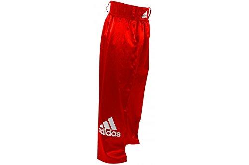 adidas Short kick boxing Rouge