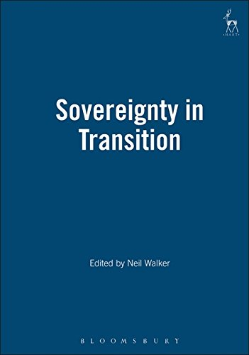 Sovereignty in Transition (Essays in European Law)
