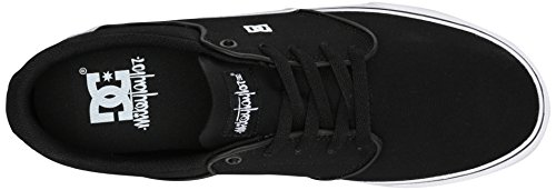 DC Mikey Taylor Vulc TX Low Top Chaussures pour hommes Black
