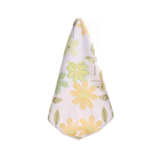 censhaorme 25 * 25cm Quadrat Mikrofaser-Tuch Gedruckt Kinder Lätzchen Bad Badezimmer Hand Gesicht Handtücher für Kinder Erwachsene
