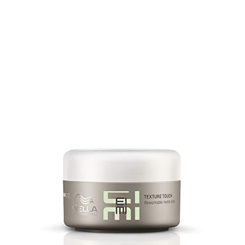 Wella EIMI Texture Touch - Matter Modellierkitt - Flexibler Halt ,1er Pack (1 x 75 ml) -