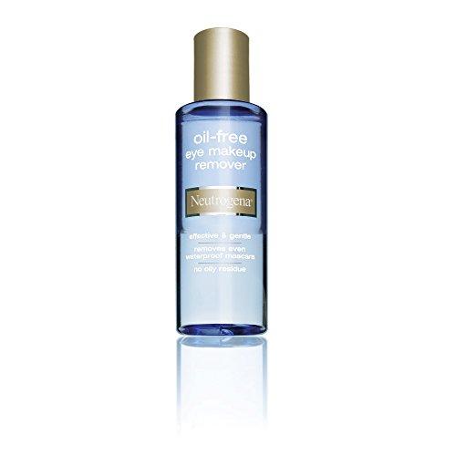 Neutrogena Cleansing Oil-Free Eye Makeup Remover 160 ml (Makeup Entferner)