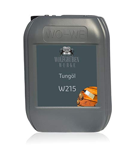 Tungöl Tung Oil Pflege Holzpflege Bangkiraiöl Holzöl Chinaöl Möbelpflege W215-1L