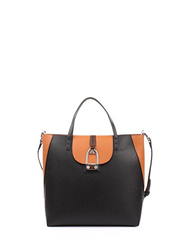 La Martina 358.004 Shopping Donna Black/brown Pz