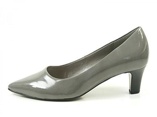 Gabor Fashion, Escarpins Femme Grau