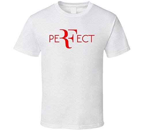 Best Of Tees Perfect Roger Federer Wimbledon Tennis T Shirt