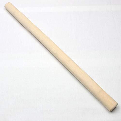 Esche Ersatzstiel Schlosserhammer-Stiel 800 mm für 5,0-6,0 kg Hammer