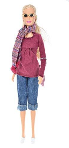 Banana Kong Party Shopping Ausfulg Kleider Für Puppen Ankleidepuppe