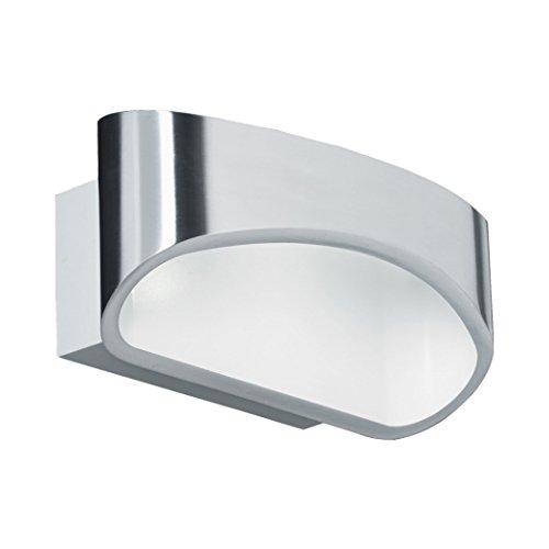 1 Light Wall Washer Finish: Chrome