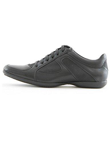 Reservoir Shoes - Basket fashion homme Reservoir Shoes Alba Noir Noir