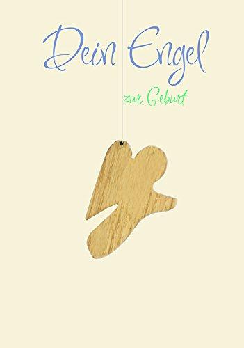 Carte - votre ange la naissance Dein Engel der Geburt