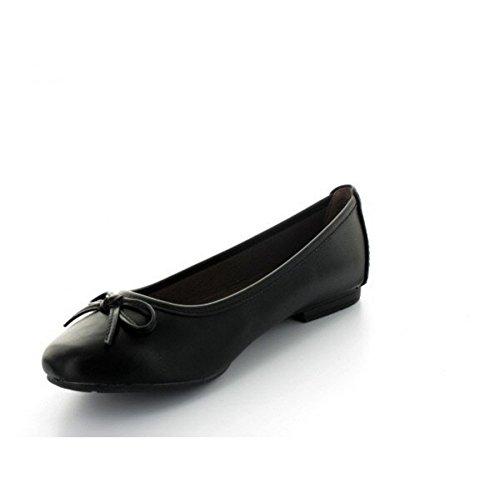Ballerines Noires Jana Noir