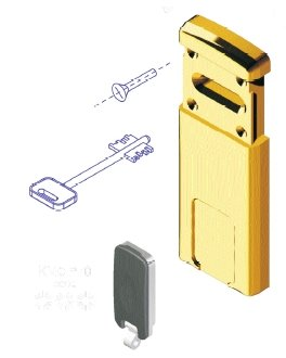 DEFENDER MAGNETICO MG220 X DOPPIA MAPPA CR.SA