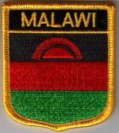 Moldova Country Flag Embroidered Patch T7
