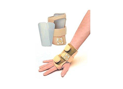 Ten O apos;Golden Hands Gymnastics Gymnastique Wrist Support (handgelenkstütze)–Sable–Taille XS Ten O