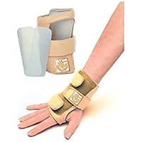 712f280dee1e Ten O Golden Hands Gymnastics Turnen Wrist Support Hand (handgelenkstütze)  - Sand - XS