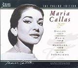 Edition Callas, Vol. 2 : Concerts De Dallas 1957, Paris 1958, Hambourg 1959 + Interviews
