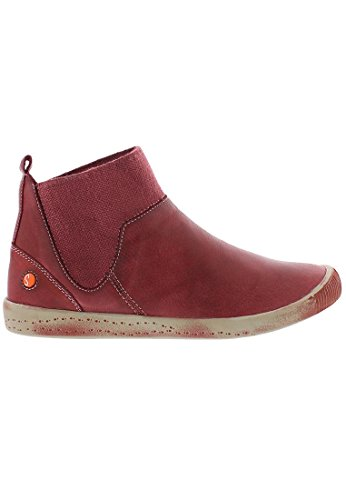 softinos IMI412SOF washed leather HW17 Rot