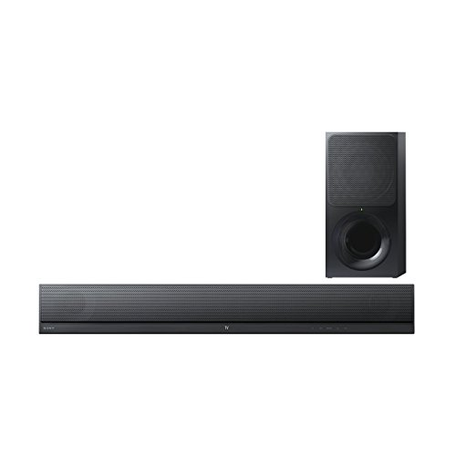 Foto Sony HT-CT390 Soundbar a 2.1 Canali, S-Force Front Surround Cinematografico, Amplificatore digitale S-Master