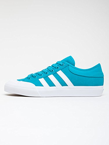 Adidas Skateboarding - Chaussures Skateshoes Homme Matchcourt - Taille:one Size Energy Blue S17/Ftwr White/Gum4