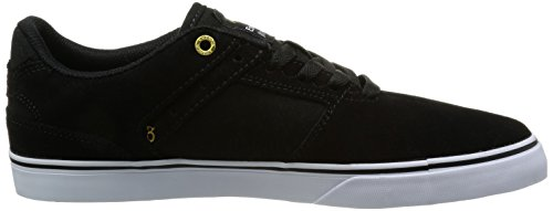 Emerica - The Reynolds Low Vulc, Scarpe da skateboard da uomo Nero(Black)
