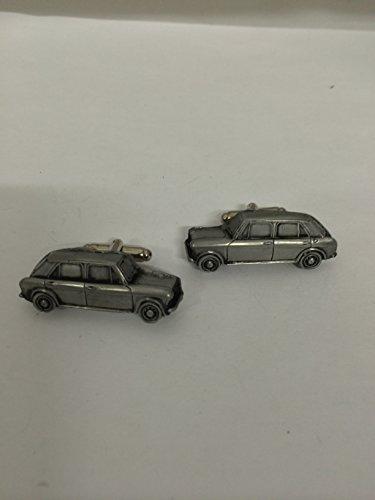 Austin 1100 Mk 3-3D-Boutons de manchette Homme-Classique-Bouton de manchette en ref9 effet étain